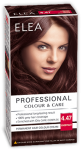 "Hair Colour ""Elea Proffesional Colour&Care"" - № 4/47 Chestnut"