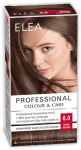 "Hair Colour ""Elea Proffesional Colour&Care"" - № 6/0 Dark blond"
