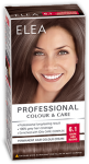 "Hair Colour ""Elea Proffesional Colour&Care"" - № 6/1 Dark ash blond"
