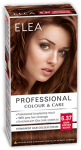 "Hair Colour ""Elea Proffesional Colour&Care"" - № 6/37 Dark copper blond"