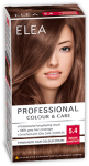 "Боя за коса ""Elea Proffesional Colour&Care"" - № 5/4 Златен кестен"