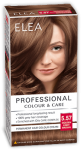 "Hair Colour ""Elea Proffesional Colour&Care"" - № 5/57 Golden light brown"
