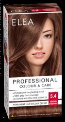 """Hair Colour """"Elea Proffesional Colour&Care"""" - № 5/4 Golden chestnut"""