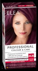 "Боя за коса ""Elea Proffesional Colour&Care"" - № 44/26 Виолет интенз"