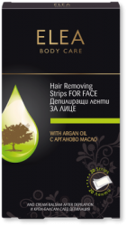 "Hair Removing Strips with Argan Oil FACE ""Elea"""