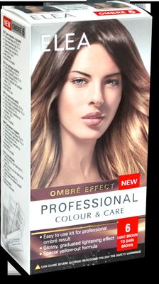 Kit Quot Elea Professional Colour Amp Care Quot Ombre Effect № 6