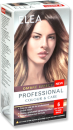 """Kit """"Elea Professional Colour & Care"""" Ombre Effect № 6 - Light Brown to Dark Brown"""