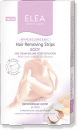 "Hypoallergenic Body Hair Removing Strips ""Elea"""