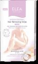 "Hypoallergenic Body Hair Removing Strips ""Elea"""