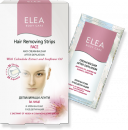 "Face Hair Removing Strips ""Elea"" (previous vision)"